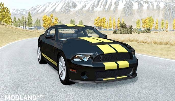 Ford Shelby GT500 v 1.1 [0.15.0]